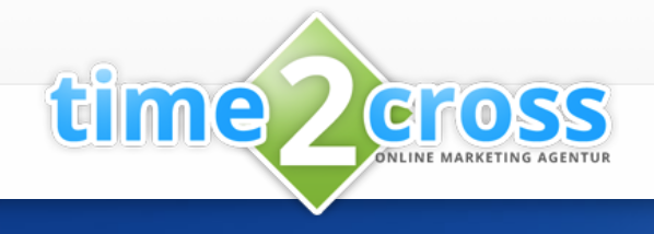 Logo des Kunden time2cross